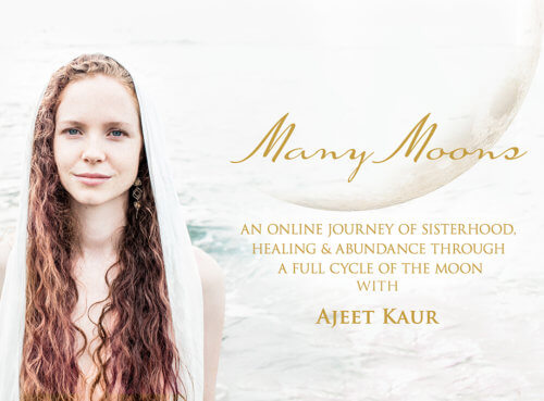 Kundalini Yoga U - Many Moons - Online Course with Ajeet Kaur