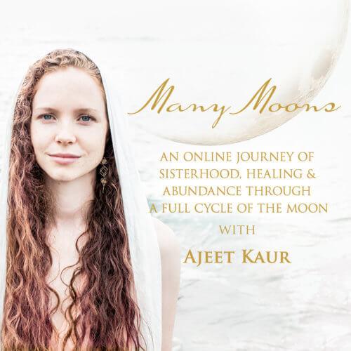 Kundalini Yoga U - Many Moons - Online Course with Ajeet Kaur