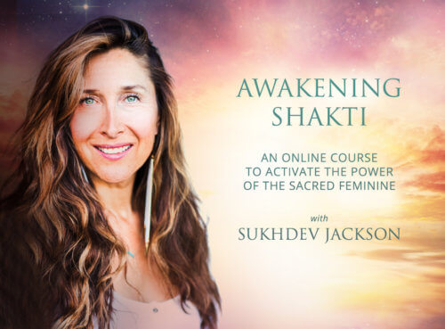 Awakening Shakti - A Kundalini Yoga U Course with Sukhdev