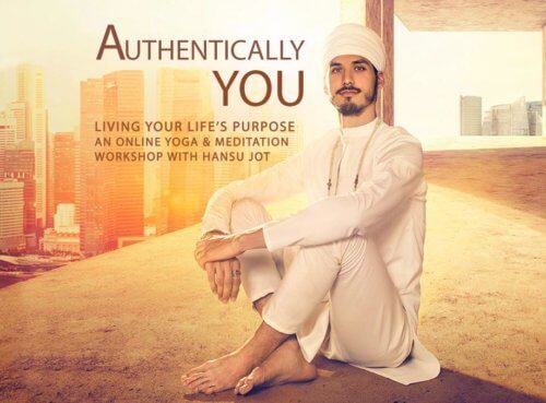 Authentically You - An Online Course with Hansu Jot