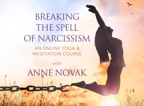 Breaking the Spell of Narcissism - A Kundalini Yoga U course with Anne Novak