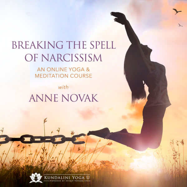 Breaking the Spell of Narcissism with Anne Novak