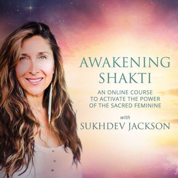 Awakening Shakti - A Kundalini Yoga U Course with Sukhdev