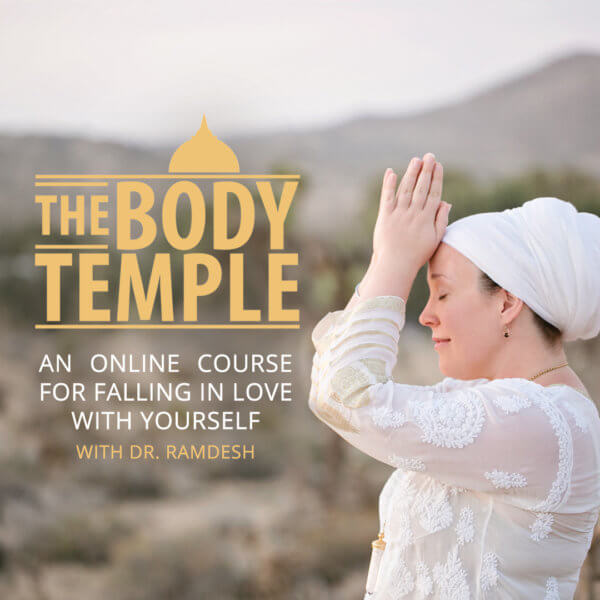 The Body Temple - A Kundalini Yoga Course with Dr. Ramdesh