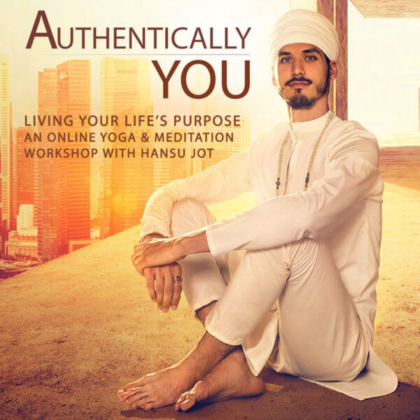 Authentically You with Hansu Jot