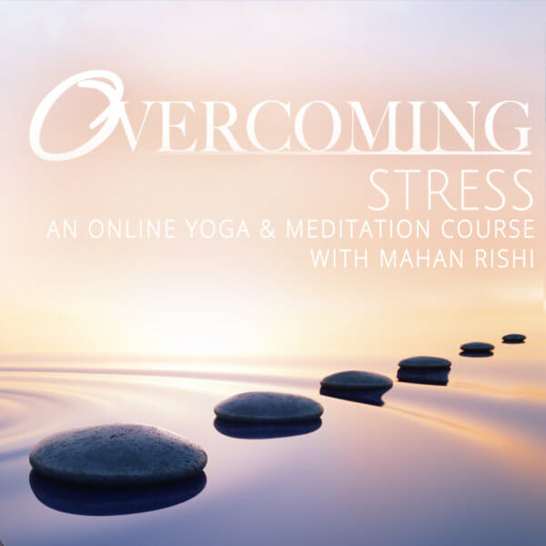 Overcoming Stress - A Kundalini Yoga U Online Course with Mahan Rishi