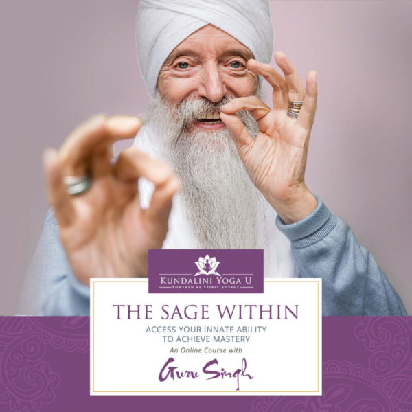 The Sage Within - Access Your Innate Ability To Achieve Mastery with Guru Singh