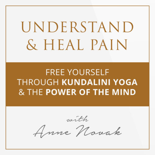 Ecourse-Understand and Heal Pain