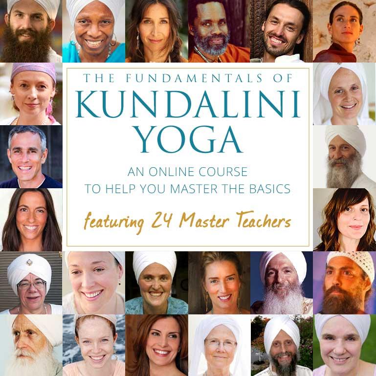 Kundalini Yoga U - Fundamentals of Kundalini Yoga